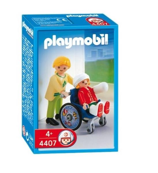 תמונה של פליימוביל ילד וכסא גלגלים 4407