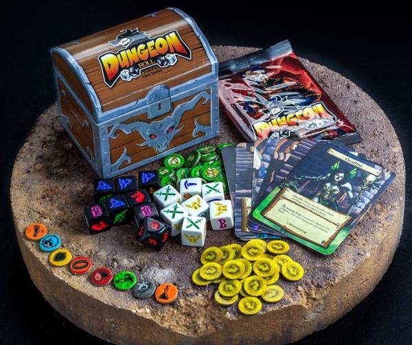 תמונה של Dungeon Roll
