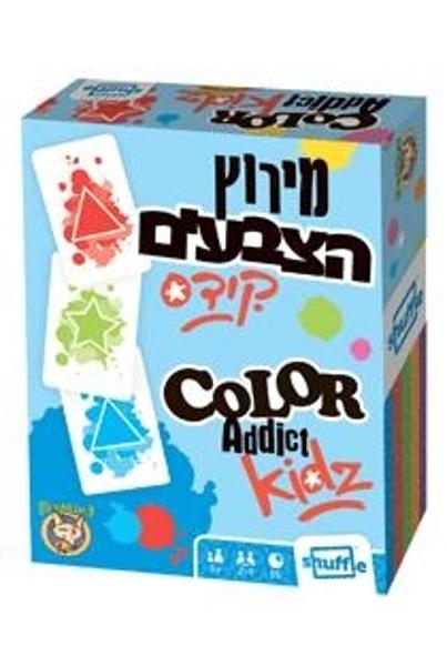 תמונה של משחק מרוץ הצבעים קידס פוקסמיינד