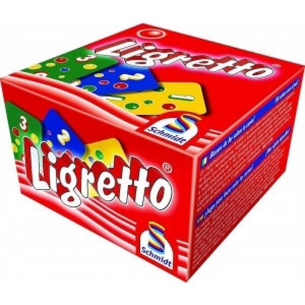 תמונה של ליגרטו אדום הקוביה