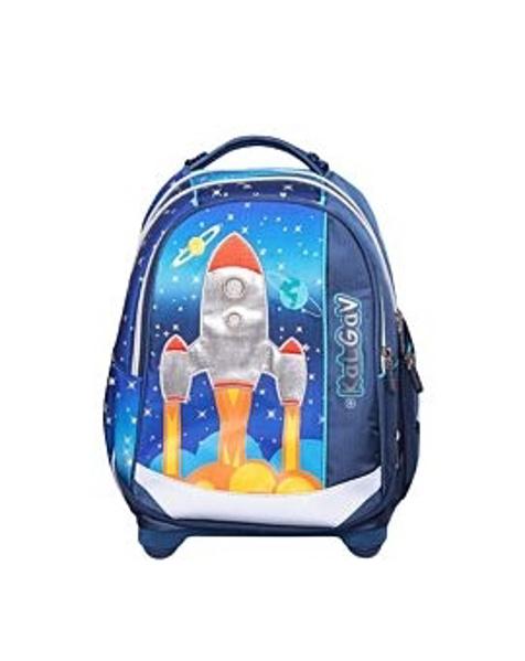 תמונה של ילקוט X-BAG  חלל קל גב