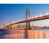 תמונה של פאזל 1000 חלקים  גשר הזהב ניו יורק