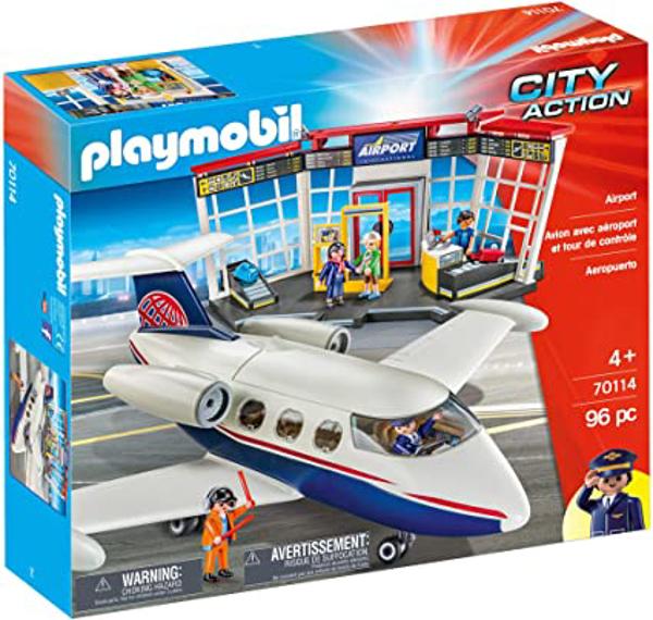 תמונה של פליימוביל שדה תעופה סט ענק 70114