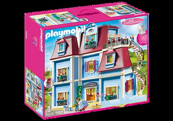 תמונה של פליימוביל בית בובות ענק 70205
