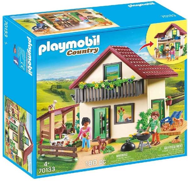 תמונה של פליימוביל בית חווה מודרני 70133