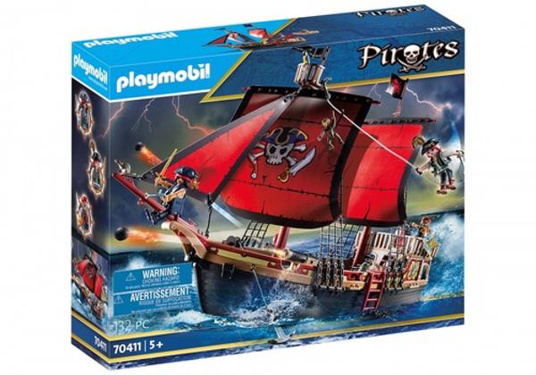 תמונה של פליימוביל ספינת פיראטים 70411