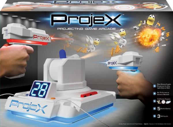 תמונה של מערכת לייזר תחרות מטרות ממוחשבת PROJEX