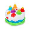 תמונה של עוגת יום הולדת דוברת עברית ספארק