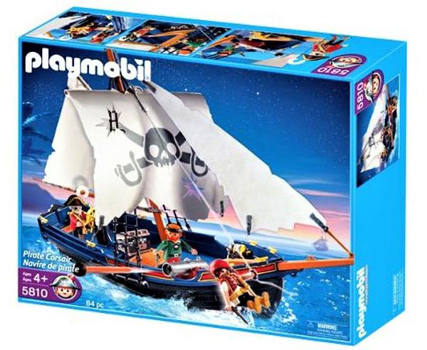 תמונה של פליימוביל ספינת פיראטים 5810