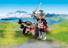 תמונה של פליימוביל ספיישל אביר עם תותח 9441