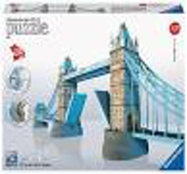 תמונה של פאזל תלת-מימד 216 חלקים גשר לונדון