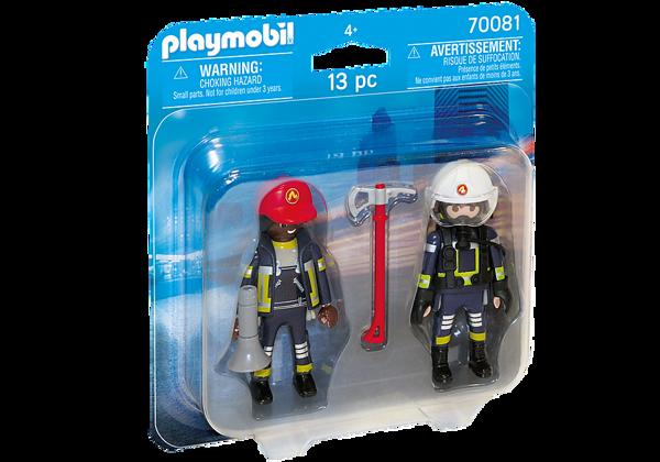 תמונה של פליימוביל בליסטר לוחמי אש והצלה 70081
