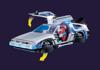תמונה של פליימוביל בחזרה לעתיד מכונית ספורט דלוריאן 70317