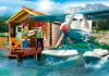 תמונה של פליימוביל בקתה על שפת האגם 9320
