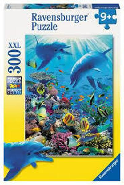תמונה של פאזל עולם המים 300 חלקים
