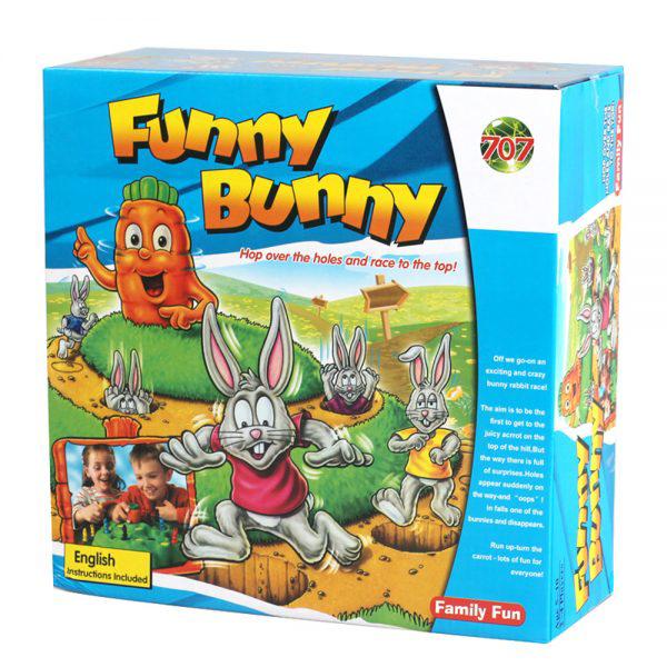 תמונה של משחק קופסא תחרות הגזר פאני באני
