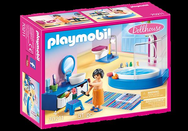 תמונה של פליימוביל חדר אמבטיה 70211