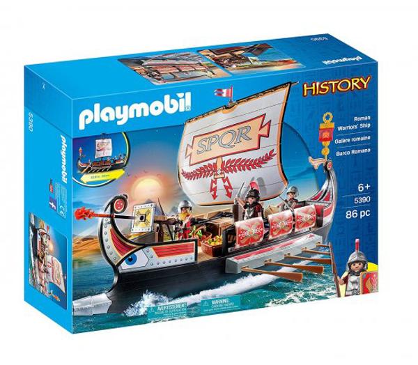 תמונה של פליימוביל ספינת לוחמים רומאיים 5390