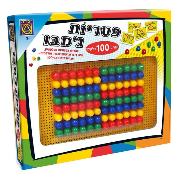 תמונה של משחק פטריות ג'מבו