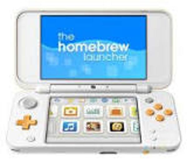 תמונה של גיימבוי 2 מסכים תלת מימד 3DS XL מחודש