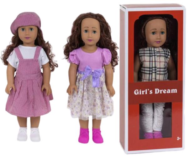 תמונה של בובה אמריקאית איכותית