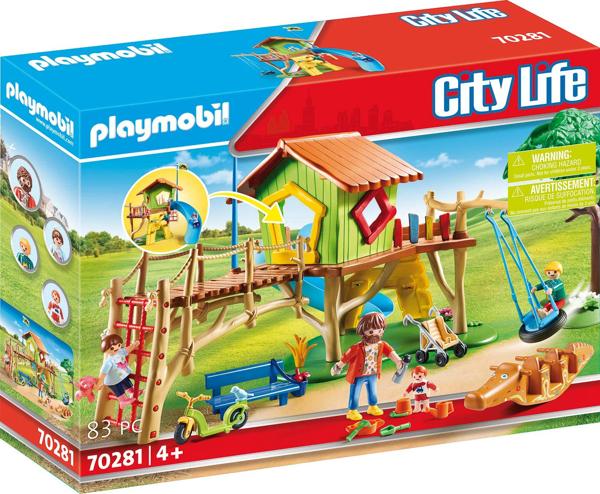תמונה של פליימוביל מתקני משחקים לחצר 70281