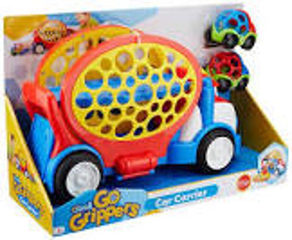 תמונה של משאית הובלת מכוניות גו גריפרס