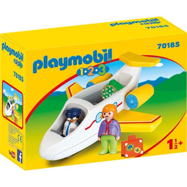תמונה של פליימוביל מטוס נוסעים לגיל הרך 123 70185