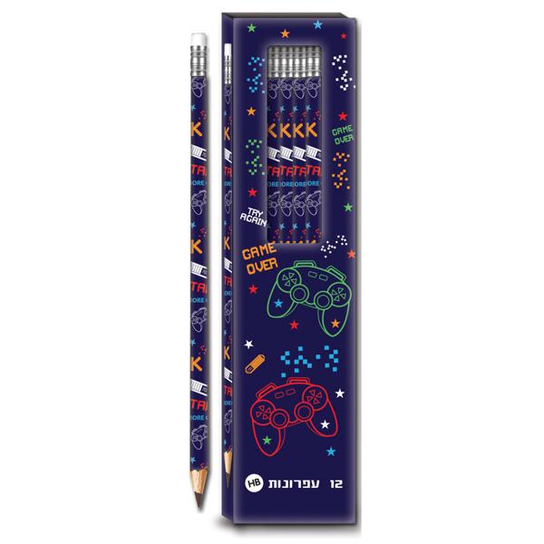 תמונה של עפרונות דגם גיימינג