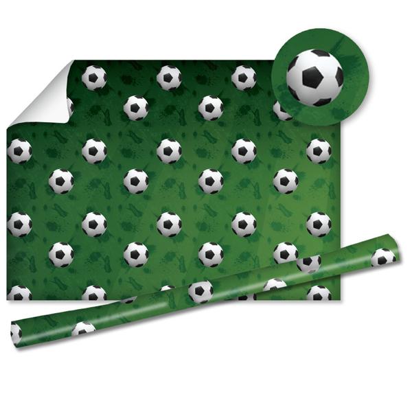 תמונה של 2 גליונות עטיפה כדורגל