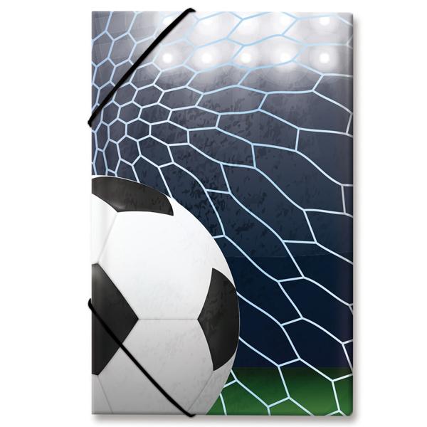 תמונה של תיק גומי PP כדורגל לאיחסון