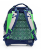 תמונה של ילקוט X-BAG  כדורגל ירוק קל גב