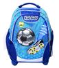 תמונה של ילקוט X-BAG  משחק כדורגל כחול קל גב -גב