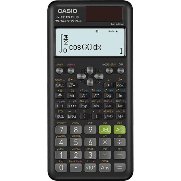 תמונה של מחשבון מדעי FX-PLUS 991ES CASIO