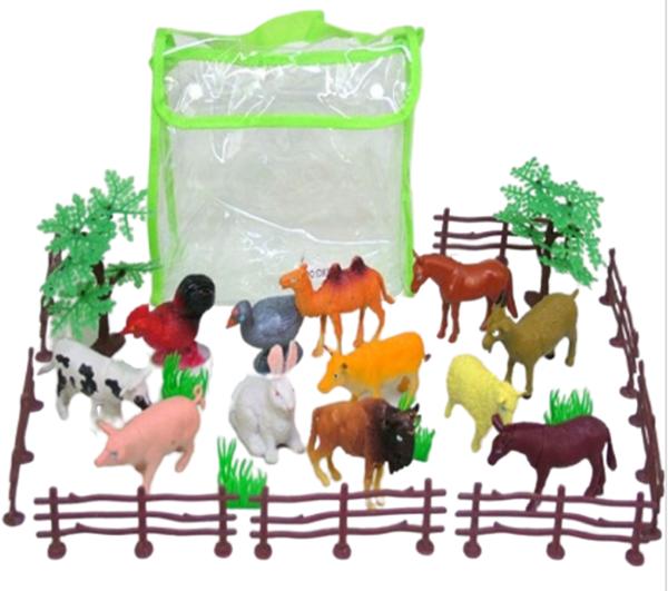 תמונה של חיות משק כולל חווה