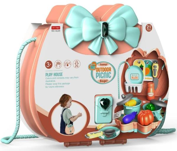 תמונה של תיק מזוודה פפיון דגם פיקניק