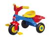 תמונה של תלת אופן לילדים עם צופר IAM צבעוני